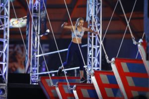 Mady Howard - American Ninja Warrior