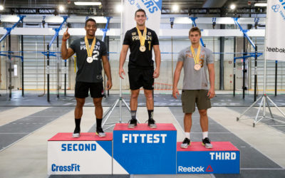 Latter-day Saint Teen Named World's Fittest Teen by CrossFit Continues to Live His Faith