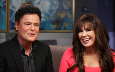 How Always Choosing the Right Has Paid Off For Donny and Marie Osmond
