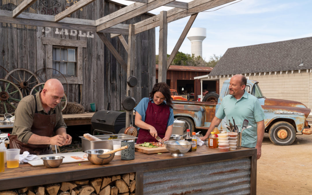 Latter-day Saint Mom Takes Second Place on Food Network Barbeque-Themed Show