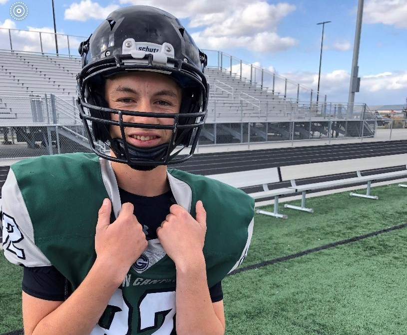 Latter-day Saint Green Canyon High School Student with SMA-LED Dream to Play Football Comes True