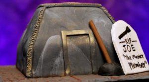 Peter Tidwell - Tomb Cake