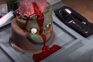 Peter Tidwell - Zombie Cake