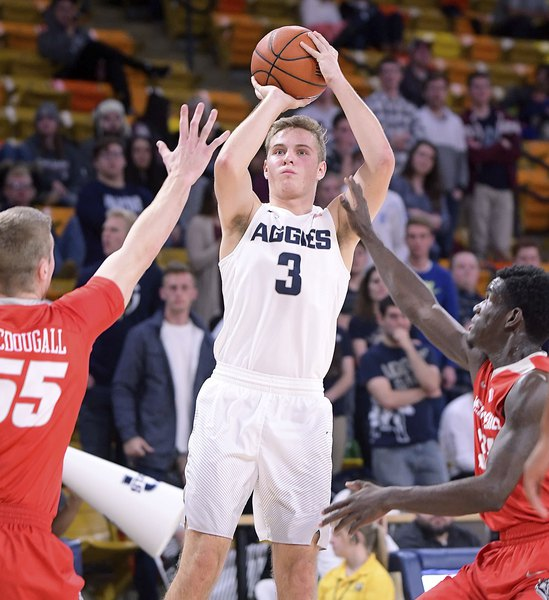 Sports Illustrated Names Latter-day Saint Utah State Basketball Star One of the Best College Basketball Players