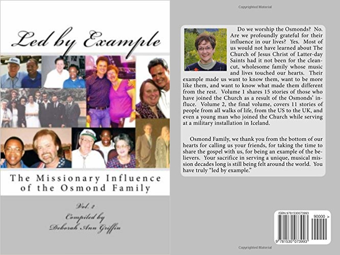 Led by Example: The Missionary Influence of the Osmond Family