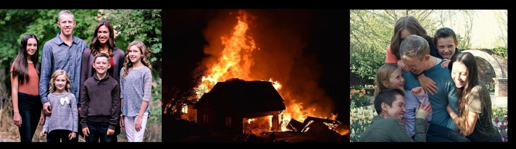 Lori Walker - Cabin Explosion