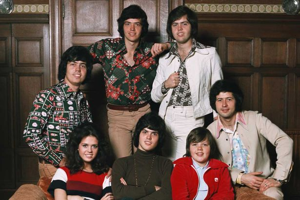 The Performing Osmonds