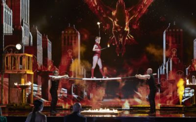 How a Latter-day Saint Circus Performer and Mother of Two Remains True to the Faith