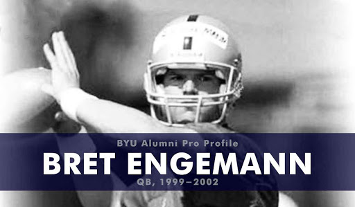 Bret Engemann, Former BYU Quarterback, is a Contestant on Season 16 of The Bachelorette
