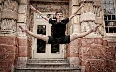 From Playing Billy Elliott on Broadway, to Choreograhing Dance to Portray the First Vision, Tade Biesinger Continues to be an Inspiration