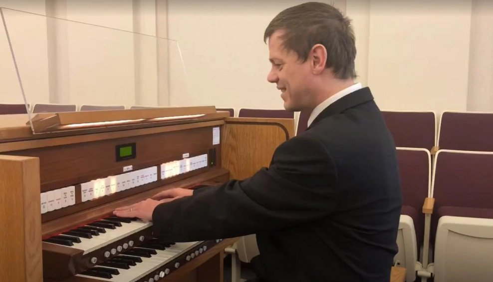 The Eternal Vision of a Blind Latter-day Saint Musician