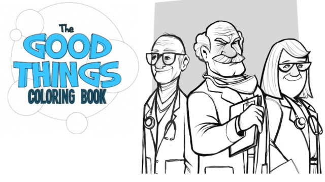 "Latter-day Saint Bishop Uses His Talents to Create ""The Good Things Coloring Book"""