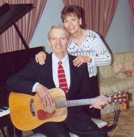 Duane Hiatt and Wife