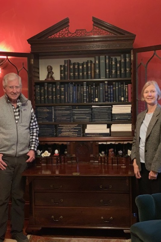 Latter-day Saint Couple Donated Rare 1830 First Editions of the Book of Mormon in 149 Languages to BYU
