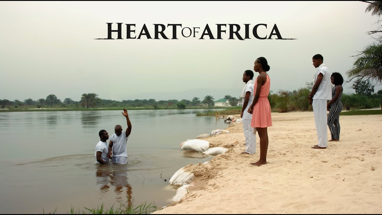 Heart of Africa – The Story of a Congolese Revolutionary and an Idaho Farm Boy
