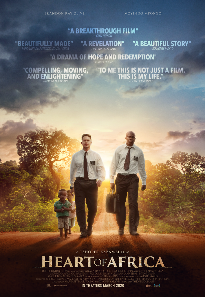 Heart of Africa - Movie Poster