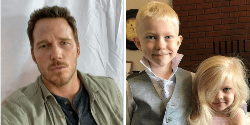 Chris Pratt - Bridger Walker