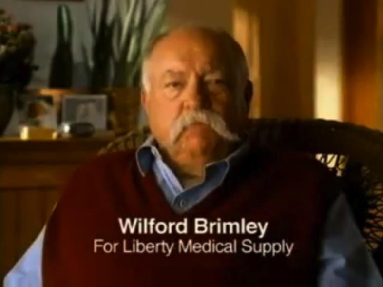 Wilford Brimley - Liberty Medical