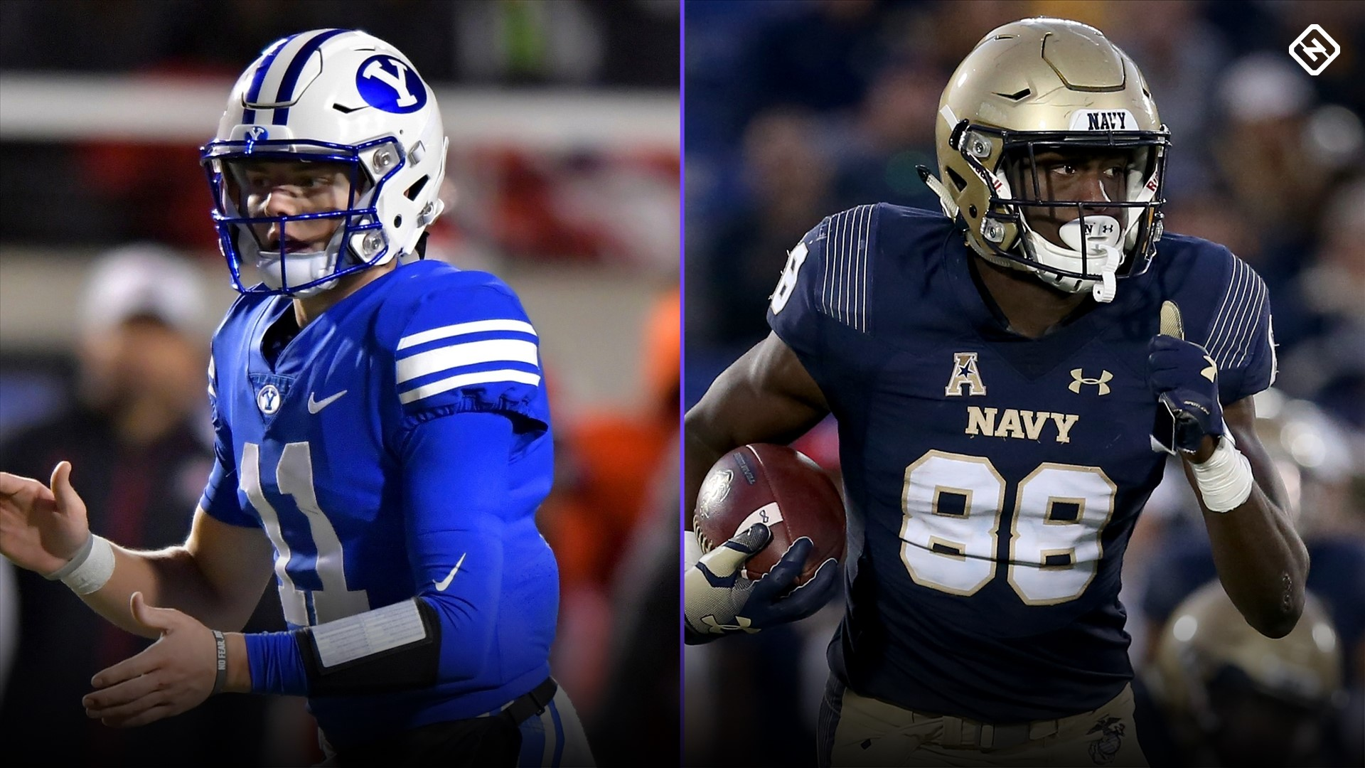BYU vs Navy Football 2020