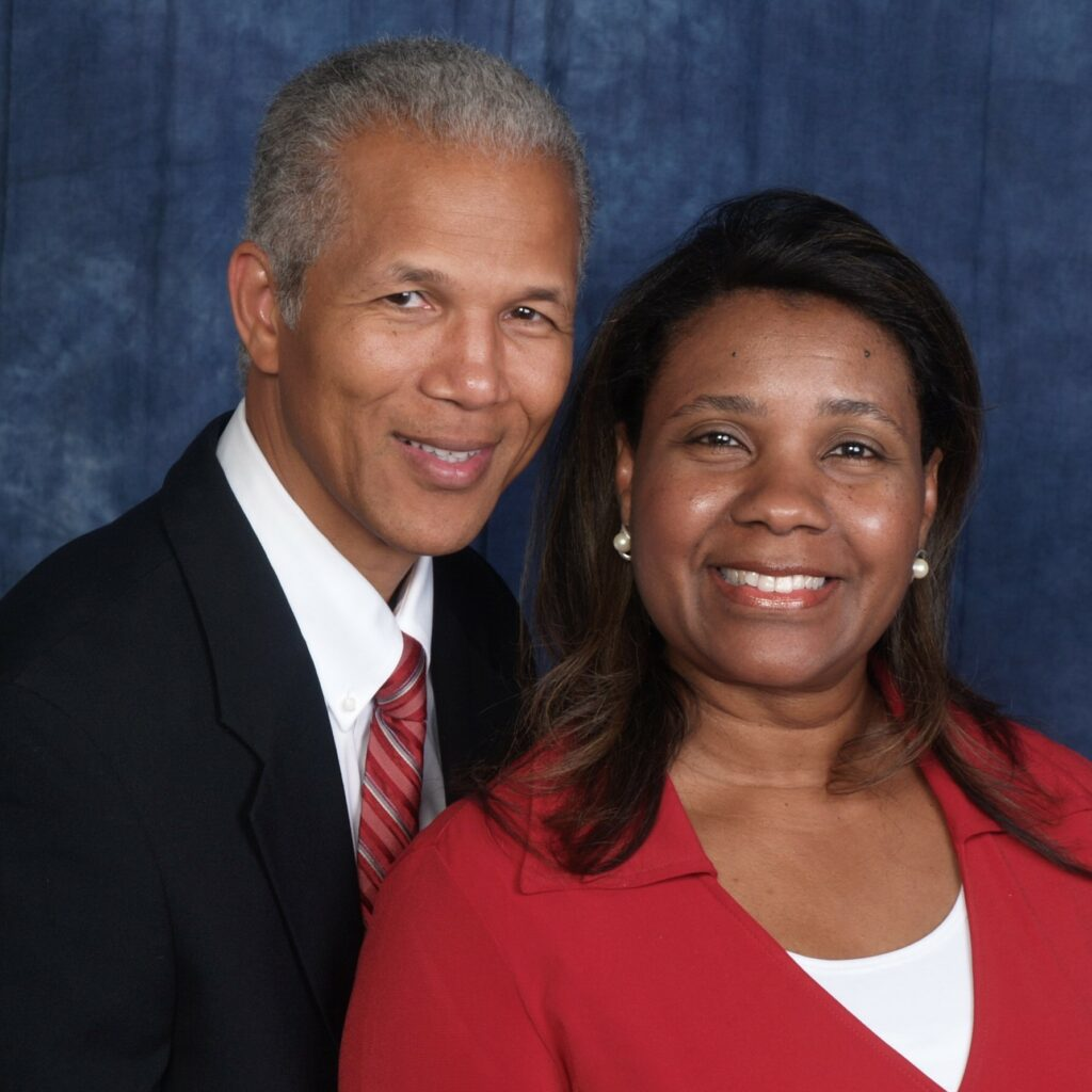 John and Michelle Amos