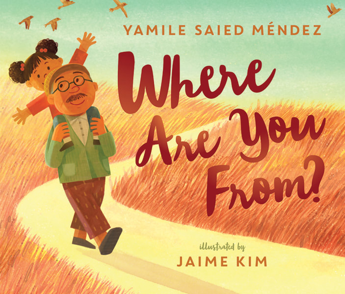 Yamile Saied Méndez - Where Are You From?