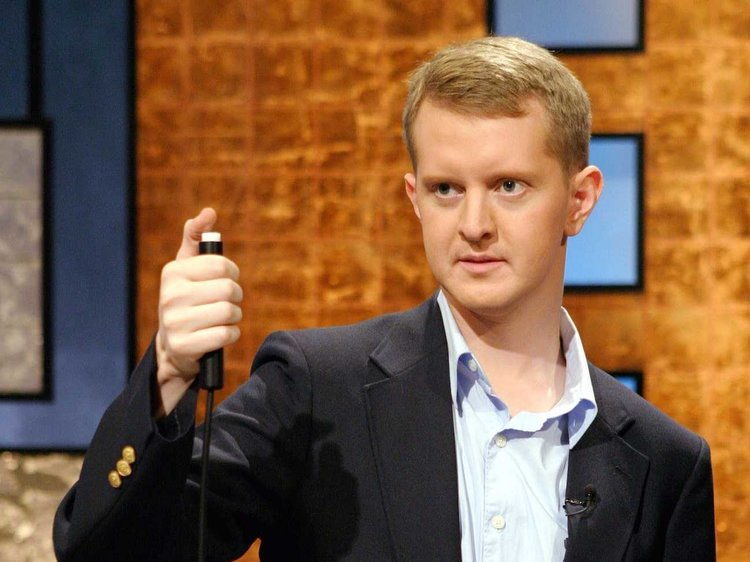 Ken Jennings - Jeopardy!