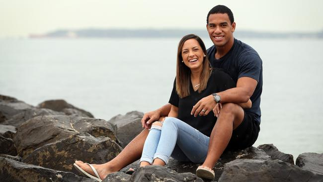 William Hopoate and Wife