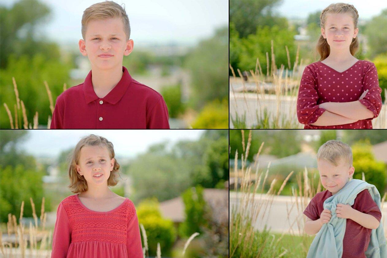 Landon - Emma - Sophie - Caleb