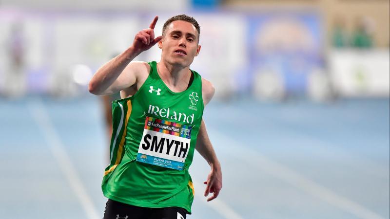 Jason Smyth - Ireland