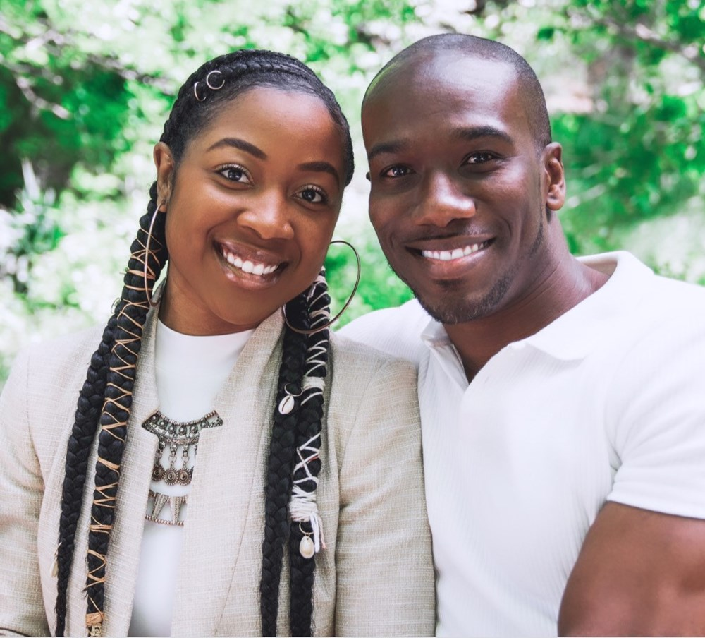 Mauli and Chantel Bonner