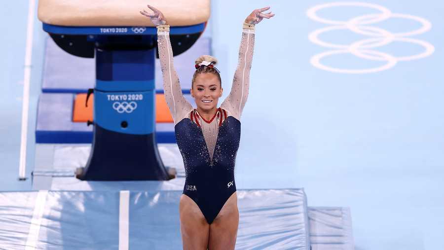 MyKayla Skinner - Tokyo 2020 Summer Olympics - Vault Competition