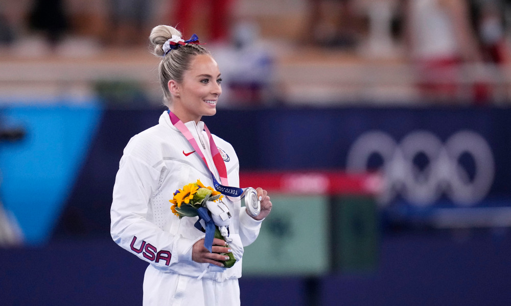 MyKayla Skinner - Olympic Gymnast