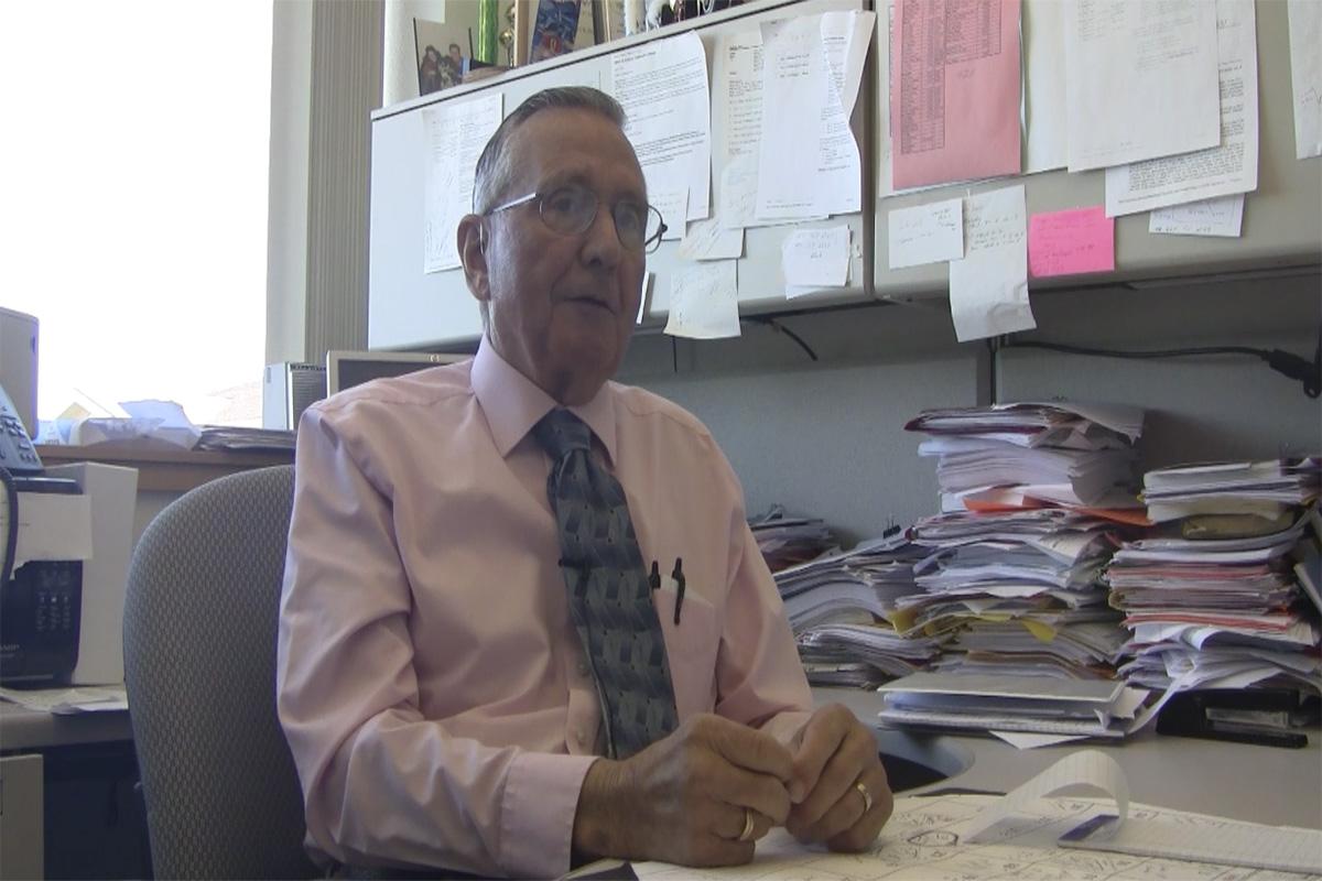 Bob Inama at Ricks College (BYU-Idaho)